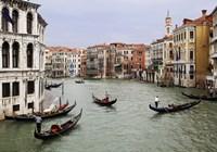 Venice Canal Fine-Art Print