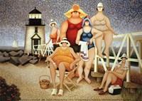 Beach Vacation Fine-Art Print