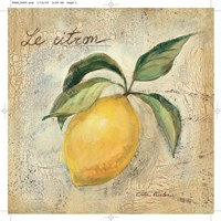 Le Citron Fine-Art Print
