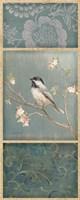 Black Capped Chickadee Fine-Art Print