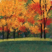 Bright Autumn Day I Fine-Art Print