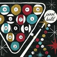 Vegas - Pool Hall Fine-Art Print