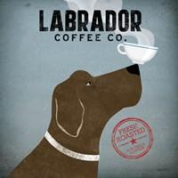 Labrador Coffee Co. Fine-Art Print