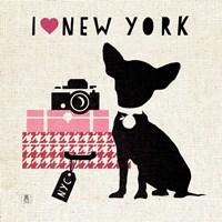 NY Pooch Fine-Art Print