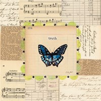 Truth Butterfly Fine-Art Print