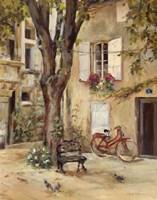 Provence Village I Fine-Art Print