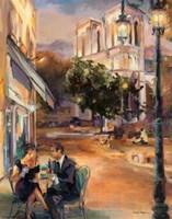 Twilight Time in Paris Fine-Art Print