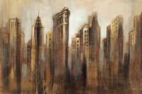 Flatiron Skyline Fine-Art Print