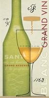 Grand Vin Blanc Fine-Art Print