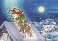 Reindeer Fine-Art Print