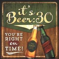 Beer 30 Fine-Art Print