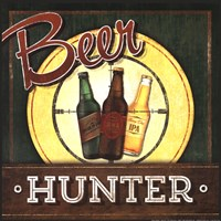 Beer Hunter Fine-Art Print