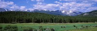 Beaver Meadows Rocky Mountain National Park CO USA Fine-Art Print