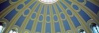 British Museum Ceiling, London, England Fine-Art Print