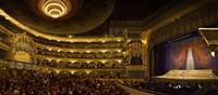 Crowd at Mariinsky Theatre, St. Petersburg, Russia Fine-Art Print