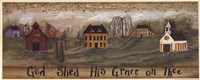 God Shed His Grace on Thee Fine-Art Print
