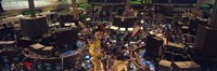 Stock Exchange, NYC, New York City, New York State, USA Fine-Art Print