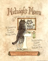 Midnight Moon Fine-Art Print