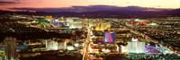 The Strip, Las Vegas Nevada, USA Fine-Art Print