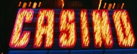 Casino Sign Las Vegas NV Fine-Art Print