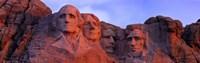 Mt Rushmore National Monument, Rapid City, South Dakota Fine-Art Print