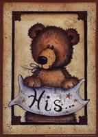Bear Bottoms - His Fine-Art Print