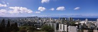 Honolulu City Skyline Fine-Art Print