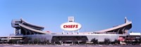 Arrowhead Stadium, Kansas City, Missouri Fine-Art Print