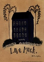 Love Much Fine-Art Print
