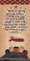 Angels Watch Me Fine-Art Print
