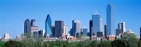 Downtown Dallas Texas Fine-Art Print