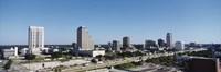 Orlando, Florida Skyline Fine-Art Print