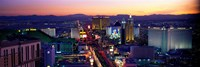 The Strip, Las Vegas, Nevada, USA Fine-Art Print