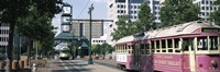 Main Street Trolley Memphis TN Fine-Art Print