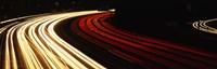 Hollywood Freeway at Night CA Fine-Art Print