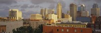 Kansas City, Missouri Skyline Fine-Art Print