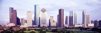 Houston, Texas Skyline Fine-Art Print