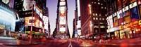 Times Square, New York City Fine-Art Print