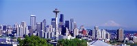 Seattle, Washington State Fine-Art Print