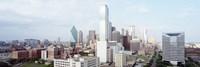 Dallas Skyline Fine-Art Print