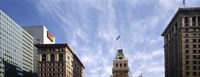 Buildings in a city, Tribune Tower, Oakland, Alameda County, California, USA Fine-Art Print