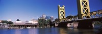 Tower Bridge, Sacramento, CA, USA Fine-Art Print