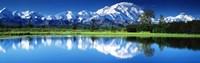 Lake in Denali National Park AK Fine-Art Print