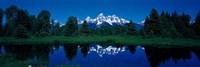Snake River & Teton Range Grand Teton National Park WY USA Fine-Art Print