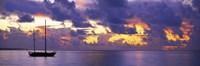 Sunset Moorea French Polynesia Fine-Art Print