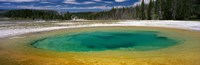 Spring, Beauty Pool, Yellowstone National Park, Wyoming, USA Fine-Art Print