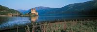 Eilean Donan Castle & Loch Duich Scotland Fine-Art Print