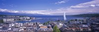 Lake Geneva, Geneva, Switzerland Fine-Art Print