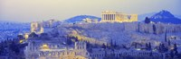 Acropolis at Dusk Fine-Art Print
