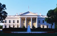 White House Washington DC Fine-Art Print
